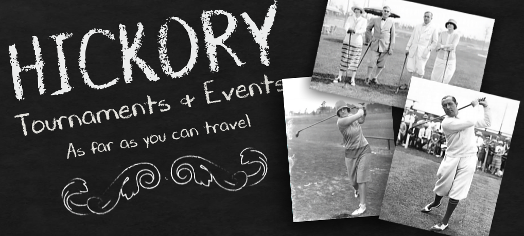Hickory Tournaments & Events