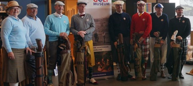 Dutch Golf Museum Open Hickory Tournament